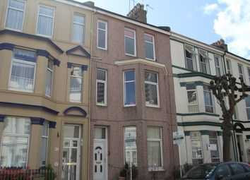 Thumbnail 1 bedroom flat to rent in Pier Street, Plymouth