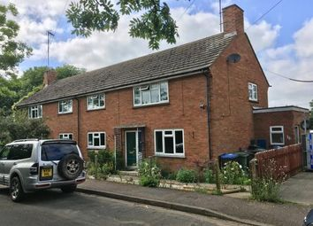 Thumbnail 2 bed maisonette for sale in Berry Meadow, Fenny Compton, Southam, Warwickshire