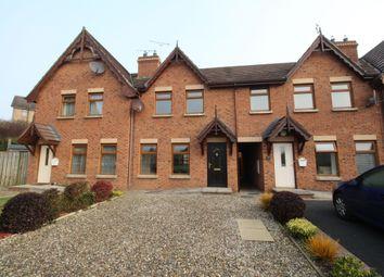 Thumbnail 3 bedroom terraced house to rent in Stonebridge Park, Conlig, Newtownards