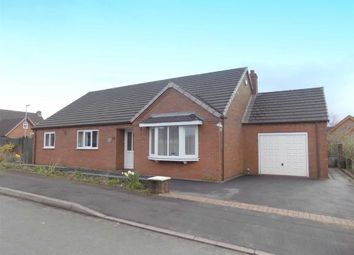 Thumbnail 2 bed detached bungalow for sale in Westwood Park Drive, Leek, Staffordshire