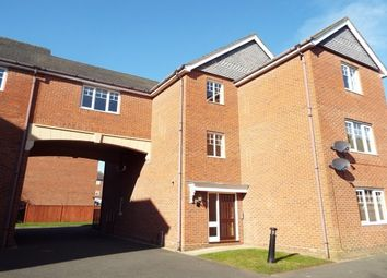 Thumbnail 3 bed flat to rent in Harrington Walk, Lichfield