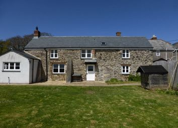 Thumbnail 4 bed cottage to rent in St. Minver, Wadebridge
