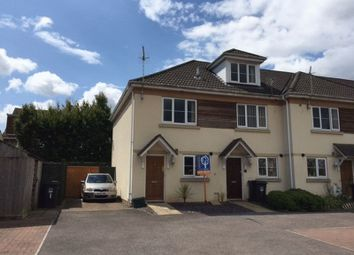 Thumbnail 2 bed end terrace house for sale in Eirene Terrace, Pill, Bristol