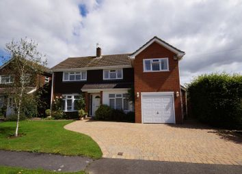 Thumbnail 4 bed detached house for sale in Honorwood Close, Prestwood, Great Missenden