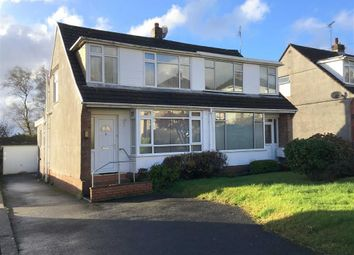 Thumbnail 3 bed semi-detached bungalow for sale in Goetre Fawr Road, Killay, Swansea