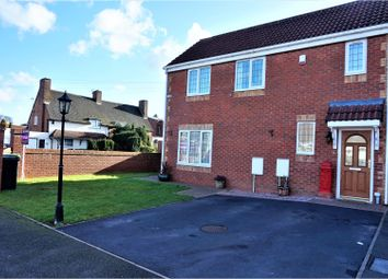 Thumbnail 2 bedroom semi-detached house for sale in Farley Road, West Bromwich