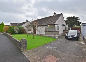 Thumbnail 4 bed bungalow for sale in Furman Close, Onchan