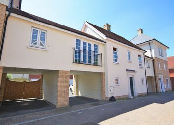 Thumbnail 2 bedroom terraced house for sale in Meander Mews, Colchester