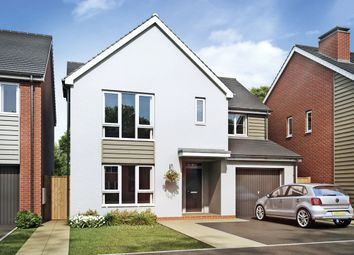 Thumbnail 5 bed detached house for sale in Acacia Lane, Branston, Burton-On-Trent