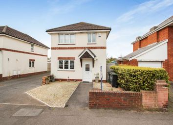 Thumbnail 3 bed detached house for sale in Coombe Avenue, Bournemouth