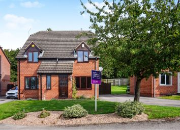Thumbnail 2 bed semi-detached house for sale in The Pemberton, South Normanton