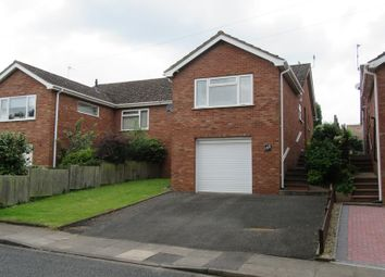 Thumbnail 2 bed semi-detached house to rent in 160 Brookfarm Drive, Malvern, Worcestershire