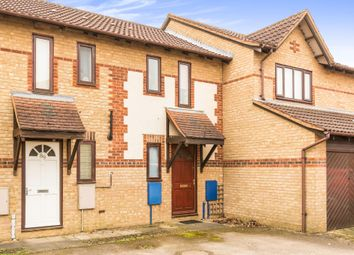 Thumbnail 1 bed terraced house for sale in Spruce Drive, Bicester