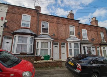 Thumbnail 3 bed terraced house for sale in Gawthorne Street, New Basford, Nottingham