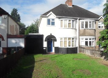 Thumbnail 3 bed semi-detached house to rent in Stafford Road, Wolverhampton