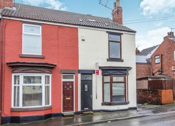 Thumbnail 3 bed end terrace house for sale in Crossgate, Mexborough