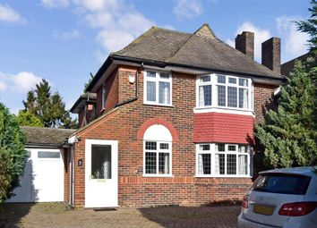 4 bed link-detached house for sale in Tattenham Way, Burgh Heath, Surrey KT20
