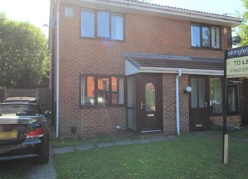 Thumbnail 2 bed semi-detached house to rent in Kilsby Close, Lostock, Bolton