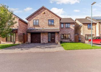 Thumbnail 5 bed detached house for sale in Arlington Court, Beachley Road, Sedbury, Chepstow