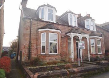 Thumbnail 3 bed semi-detached house for sale in Victoria Street, Alloa