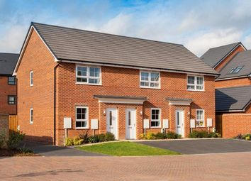 "Thumbnail 2 bed semi-detached house for sale in ""Kenley"" at St. Benedicts Way, Ryhope, Sunderland"