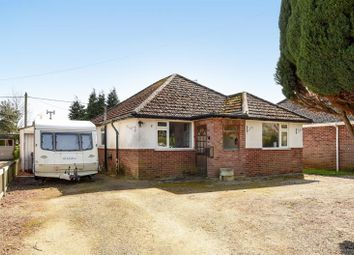 Thumbnail 3 bed bungalow for sale in Beggars Lane, Longworth, Abingdon