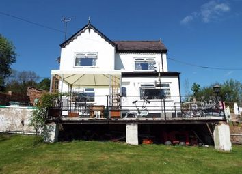 Thumbnail 3 bed detached house for sale in Mold Road, Cefn-Y-Bedd, Wrexham, Wrecsam