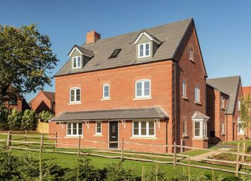 "Thumbnail 5 bed detached house for sale in ""The Lambourne"" at Kiln Lane, Leigh Sinton, Malvern"