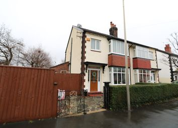 Thumbnail 3 bedroom semi-detached house for sale in Aldersgate Road, Mile End, Stockport