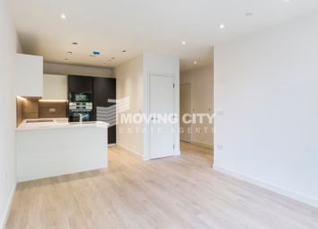 Thumbnail 1 bed flat for sale in Woodberry Down, London