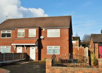 Thumbnail 3 bed semi-detached house for sale in Hall Lane, Maghull, Liverpool