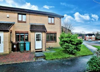 Thumbnail 3 bed end terrace house for sale in Rice Way, Motherwell