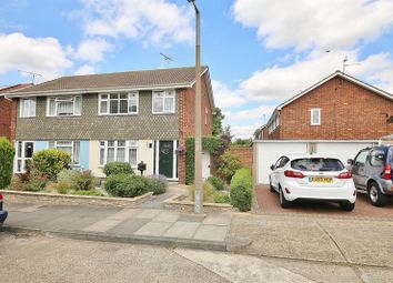 Thumbnail 3 bed semi-detached house for sale in Golding Crescent, Corringham, Stanford-Le-Hope