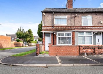 Thumbnail 2 bed end terrace house for sale in Tennyson Street, Sutton Manor, St. Helens