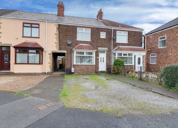 Thumbnail 2 bed terraced house for sale in Lismore Avenue, Hull