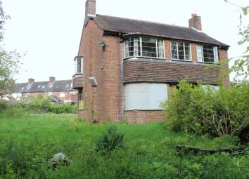 Thumbnail 3 bedroom detached house for sale in Queen Street, Cheadle, Stoke-On-Trent