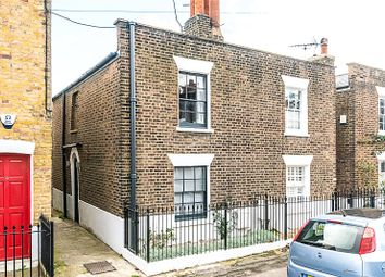 Thumbnail 2 bed semi-detached house for sale in Lillieshall Road, London