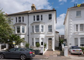 Thumbnail 2 bed flat for sale in Westbourne Villas, Hove
