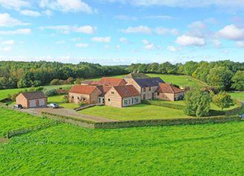 5 bed barn conversion for sale in Wall Close Farm, Allerton Park, Knaresborough HG5