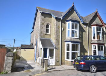 Thumbnail 4 bed property for sale in Station Road, Helston