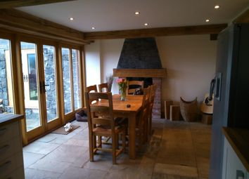 Thumbnail 3 bed barn conversion to rent in Wernddu Farm, Ross Road