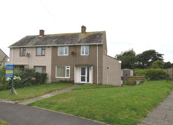 Thumbnail 3 bed semi-detached house for sale in Santon Way, Seascale, Cumbria