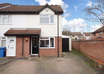 2 bed end terrace house for sale in Daimler Road, Ipswich IP1