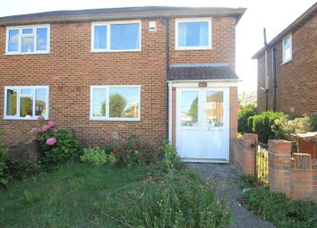 Thumbnail 2 bed semi-detached house for sale in Lilac Crescent, Strood, Kent
