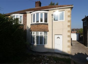 Thumbnail 3 bed semi-detached house for sale in Fraser Road, Broom, Rotherham, South Yorkshire