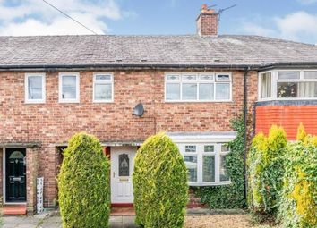 Thumbnail 2 bed terraced house for sale in Conway Avenue, Warrington, Cheshire
