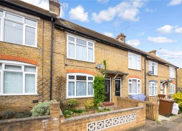 Thumbnail 2 bedroom terraced house for sale in Fourth Avenue, Gillingham, Kent