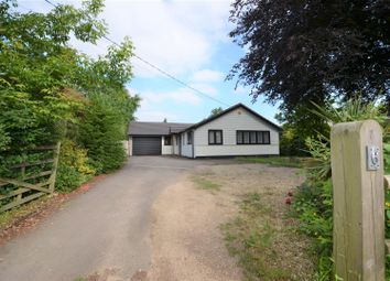 Thumbnail 3 bed detached bungalow for sale in Worminghall Road, Ickford, Aylesbury
