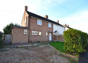 Thumbnail 3 bedroom semi-detached house to rent in Redhill Avn, Narborough, Leicester