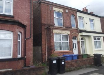 Thumbnail 3 bedroom property to rent in Lyme Grove, Stockport